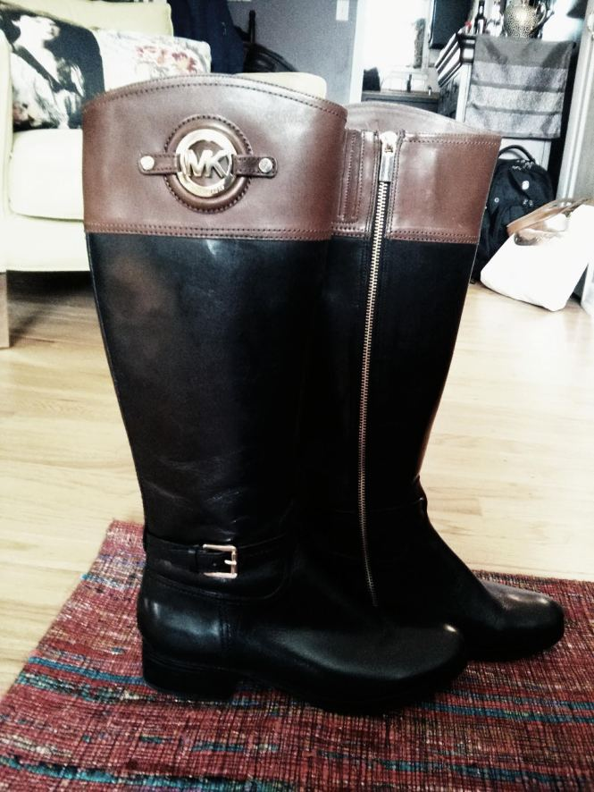 soft boots!