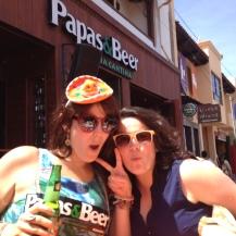 kate and me!