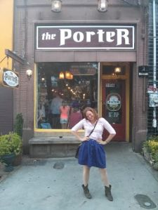 behrle at the porter!