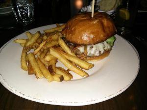 half pound brisket burger.