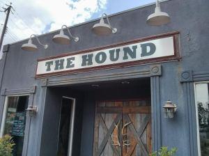 the hound.