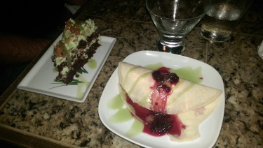 'ze desserts.