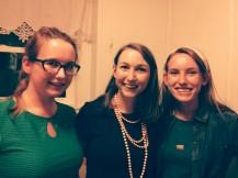 the sisters! maribel, mercy, & melody.