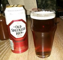 philip's old speckled hen.