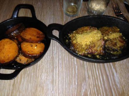 pork and potatoes
