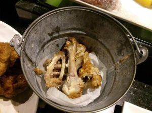 wing bones