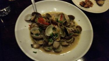 clam special.