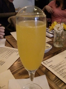 mimosas for everyone!