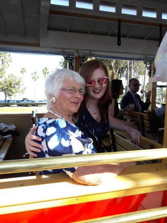Aunt Leona & Joanna.